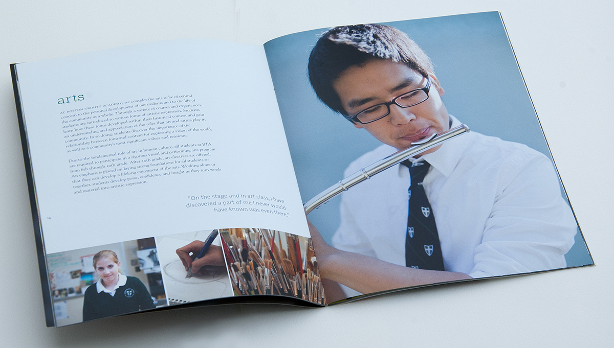 Boston Trinity Academy viewbook