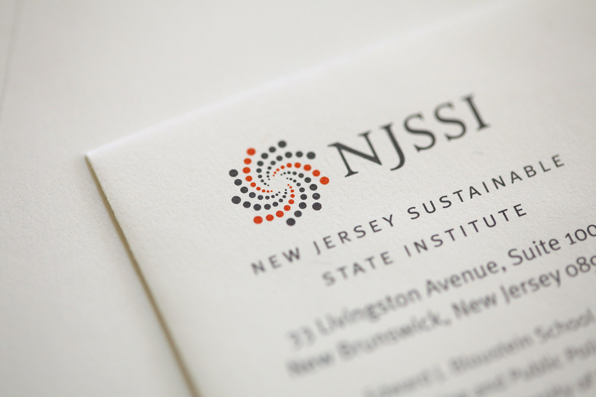 New Jersey Sustainable State Institute logo
