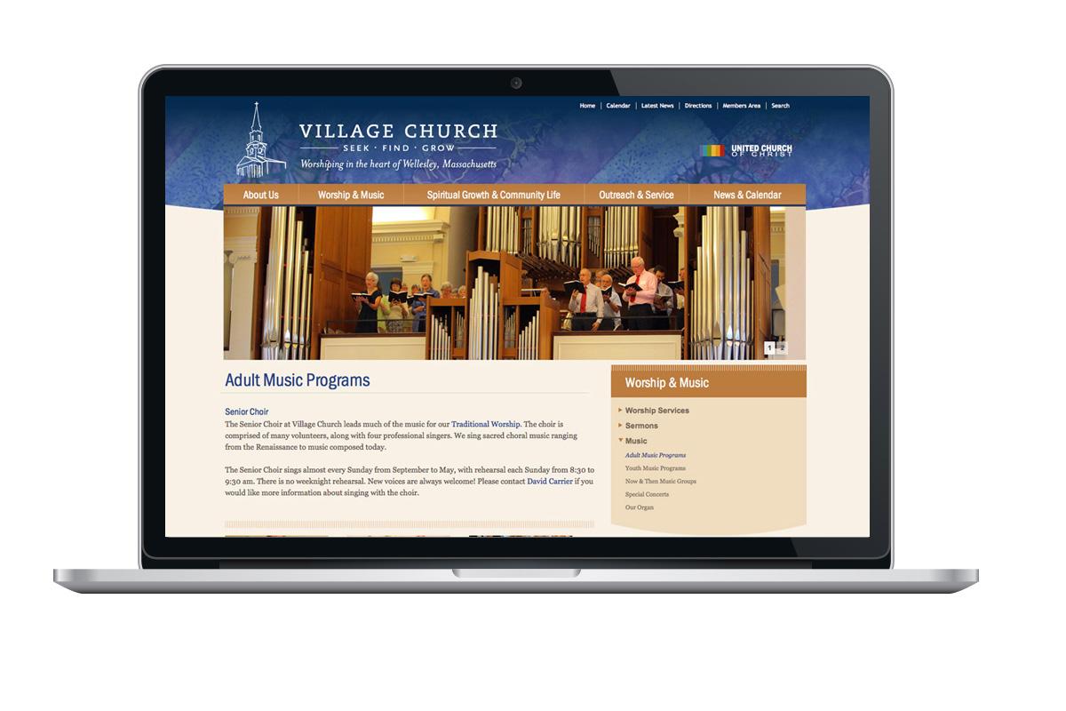 Wellesley Congregational Church